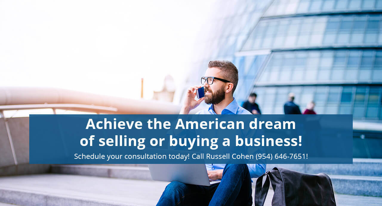 Achieve the American dream of selling or buying a business!