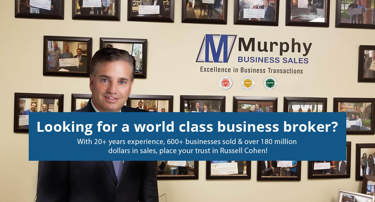 Looking for a world class business broker?
